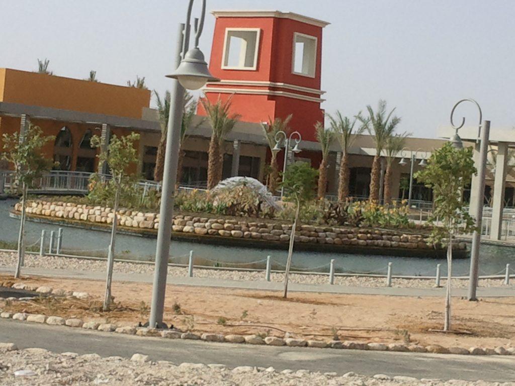 תכנון פארק יהל
